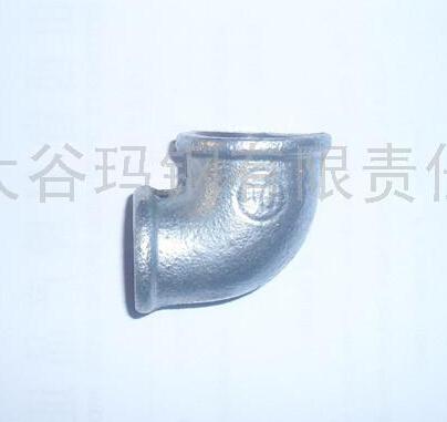 供应太谷牌DN25x15厂家 优质太谷玛钢管件 变径弯头