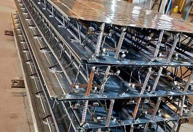 钢结构厂房楼板