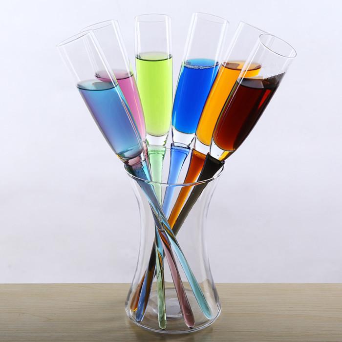 wine glass (beach glass set)
